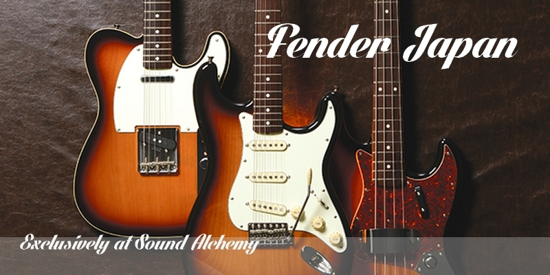 Fender Japan Guitars and Bass... Get Ready For The BIG SALE.