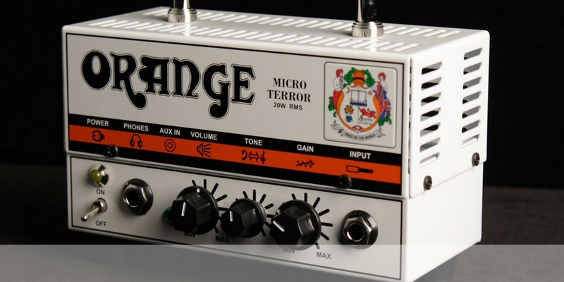 Get your Orange fix with the new Micro Terror! $160 for the head, $260 for head and cab.