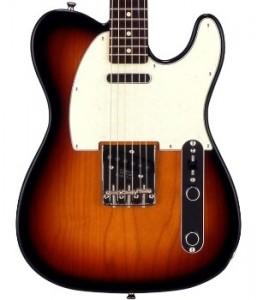 Fender Japan TL62-US 3TS