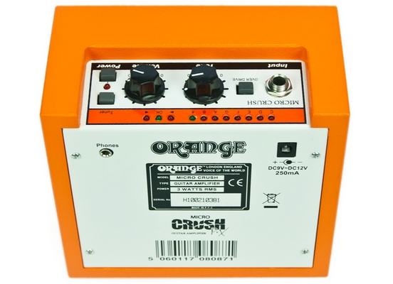 Orange CR3