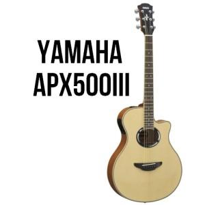 Yamaha APX500III NAT