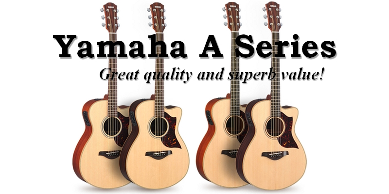 Solid Spruce Top, Solid Mahogany/Rosewood Back & Sides. Prices start at $659.