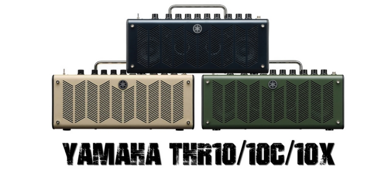 Best-Selling Yamaha THR portable amp. Excellent sound, HI-Fi technology.