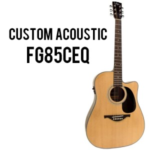 Custom Acoustic FG85CEQ