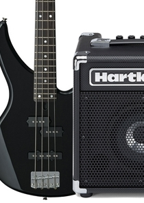 Yamaha TRBX174 and Hartke HD15 Package
