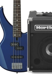 Yamaha TRBX174 and Hartke HD25 Package
