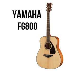 Yamaha FG800 Natural