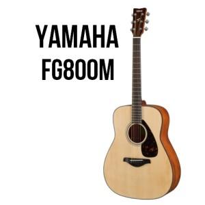 Yamaha FG800M Natural