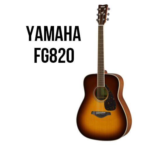Yamaha fg820 sound alchemy for Yamaha fg820 review