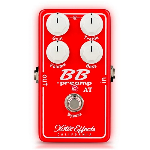 Xotic Andy Timmons BB Preamp
