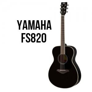 Yamaha FS820 Black