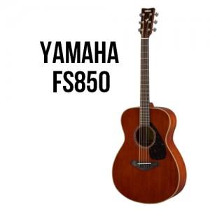 Yamaha FS850 Mahogany