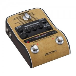 Zoom AC-2 Acoustic Effect