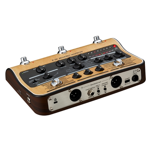 Zoom AC-3 Acoustic Effects