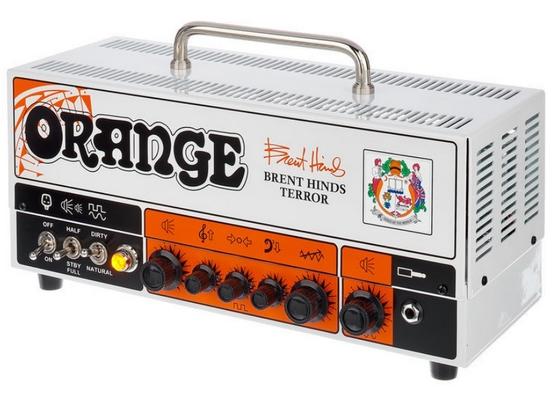 Orange Brent Hinds Terror Signature