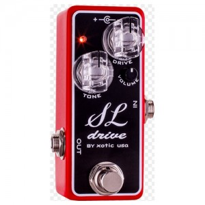 Xotic SL Drive Limited Edition Red