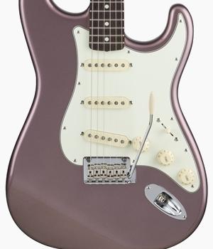 Fender Japan Hybrid 60s Stratocaster Burgundy Mist Metallic