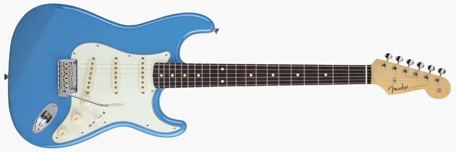 Fender Japan Hybrid 60s Stratocaster California Blue