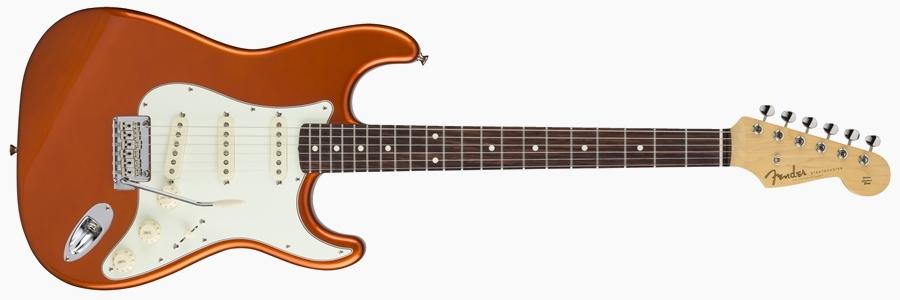 Fender Japan Hybrid 60s Stratocaster Candy Tangerine