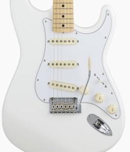 Fender Japan Hybrid 68 Stratocaster Arctic White