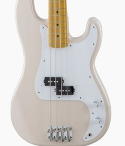 Fender Japan Traditional 50s Precision Bass US Blonde