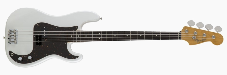 Fender Japan Traditional 60s Precision Bass Arctic White